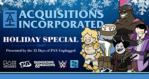 PAX Unplugged 2020: Holiday Special