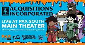 PAX South 2019: Cheese and Blood