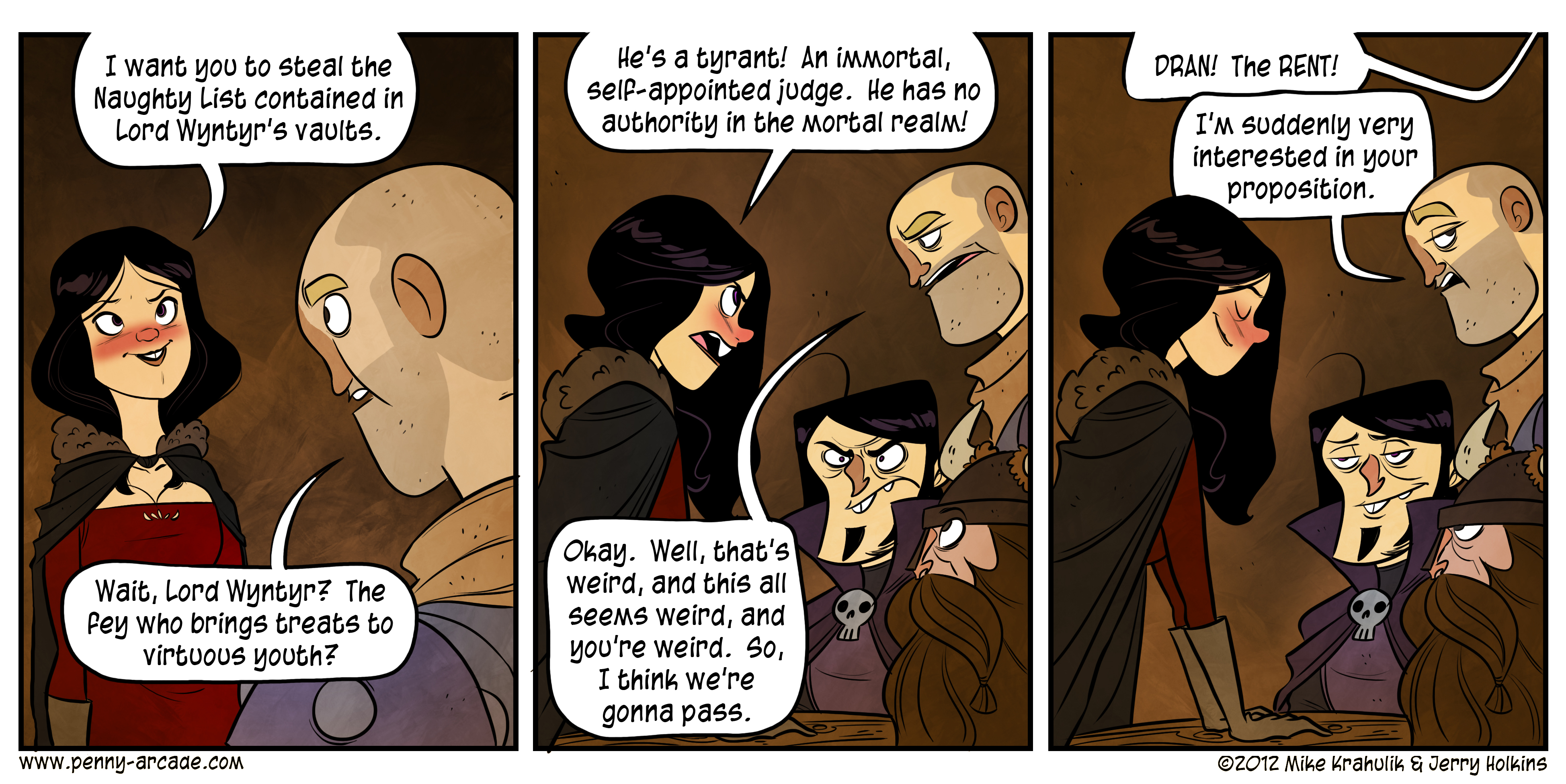 Vault of Winter Page 2