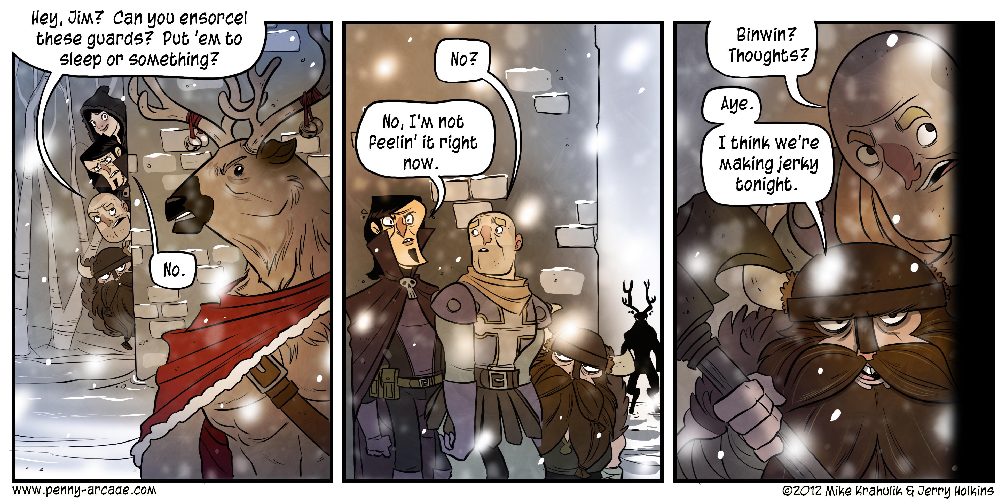 Vault of Winter Page 4