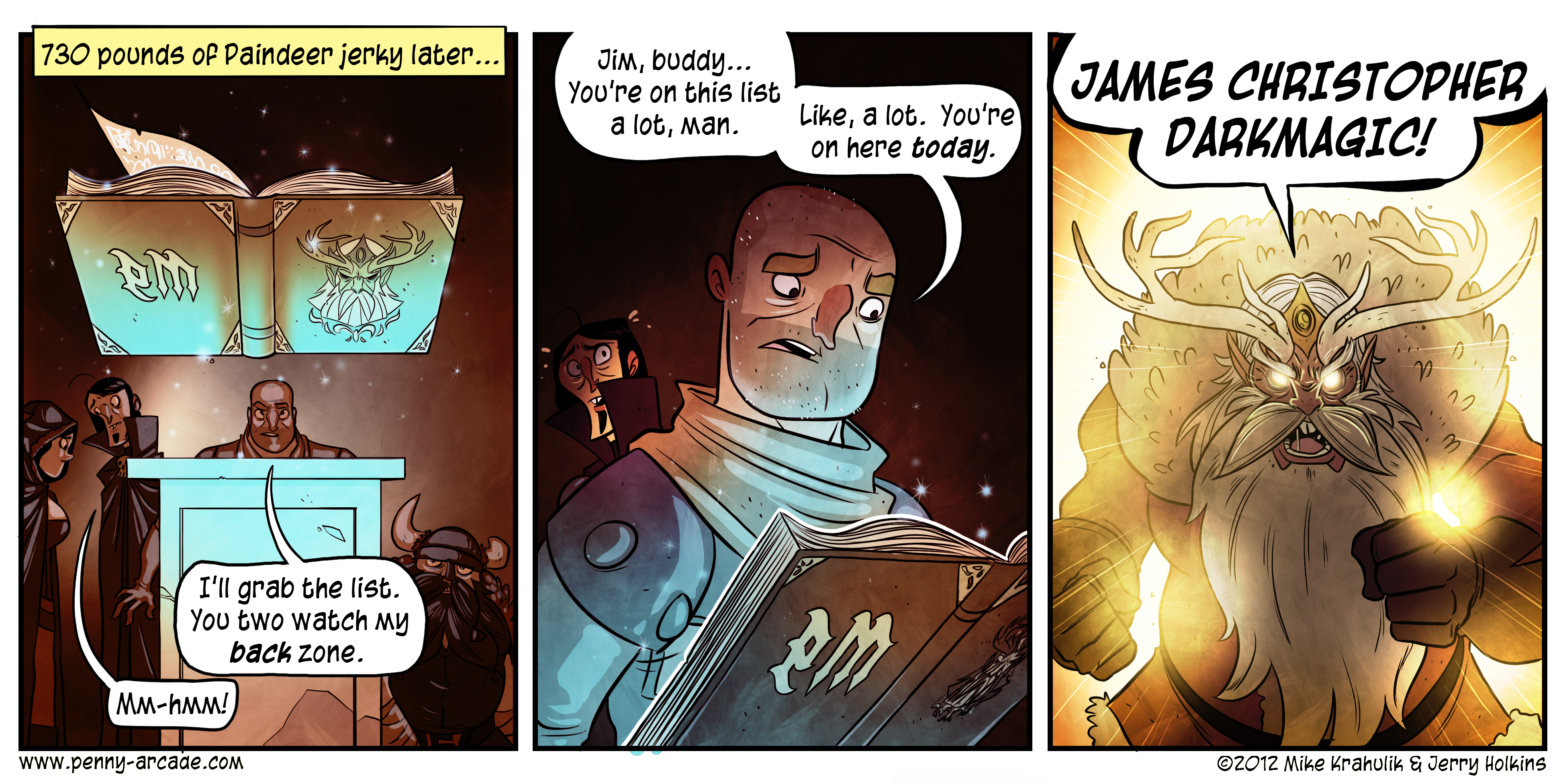 Vault of Winter Page 5