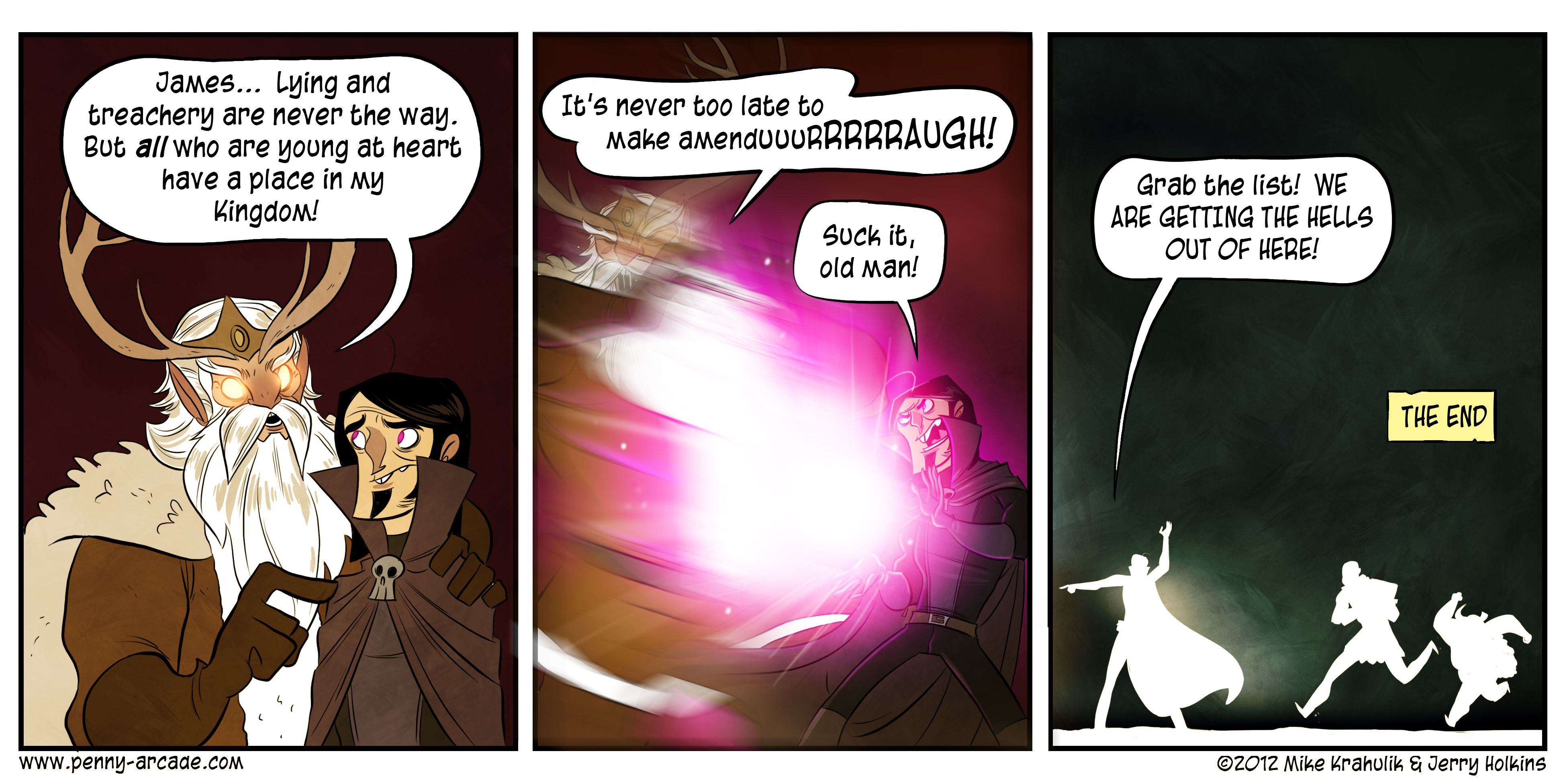 Vault of Winter Page 7